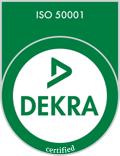 dekra 50001